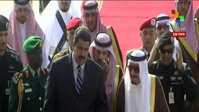 Presidente Maduro defenderá precio del crudo en IV Cumbre ASPA