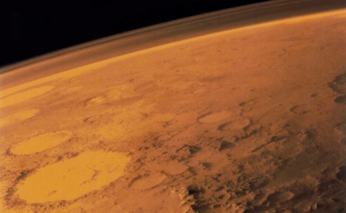 ¿La Tierra se está volviendo marciana?