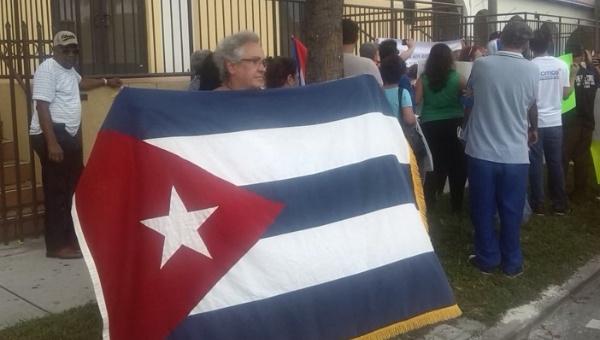 Cuba apuesta por solución a situación en frontera con Nicaragua