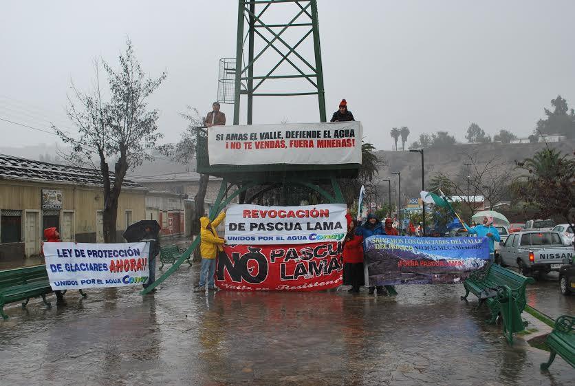 Barrick y los alegatos en el Tribunal Ambiental relacionados con el daño irreparable al ecosistema glaciar del Valle del Huasco