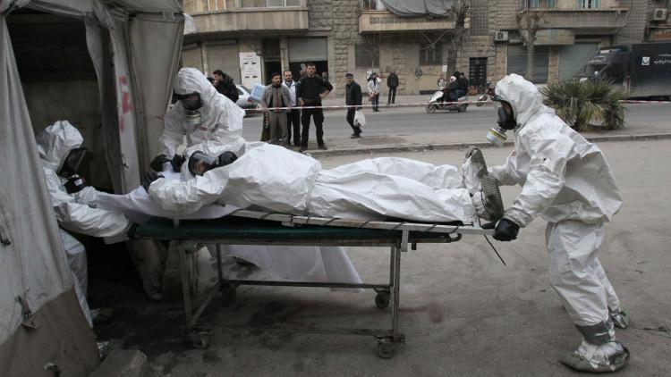 Confirman el uso de armas químicas en Siria en combates entre el Estado Islámico y rebeldes