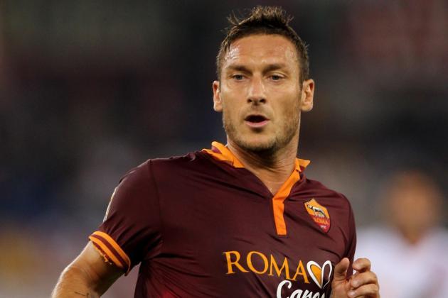 Totti habría recurrido a la Mafia Capitale para proteger a su familia