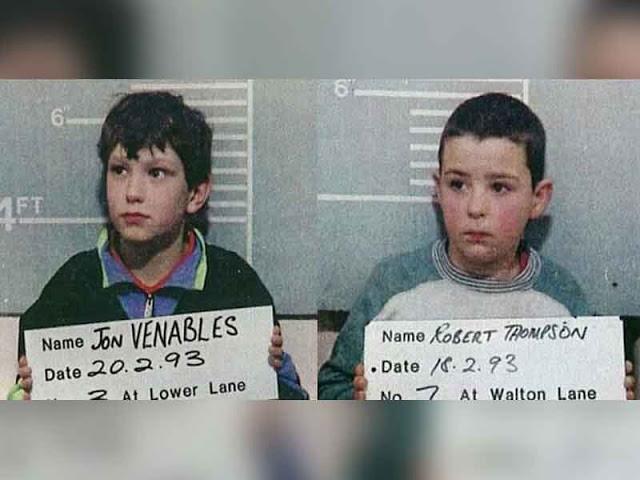 Estos asesinos demuestran que el mal no tiene edad