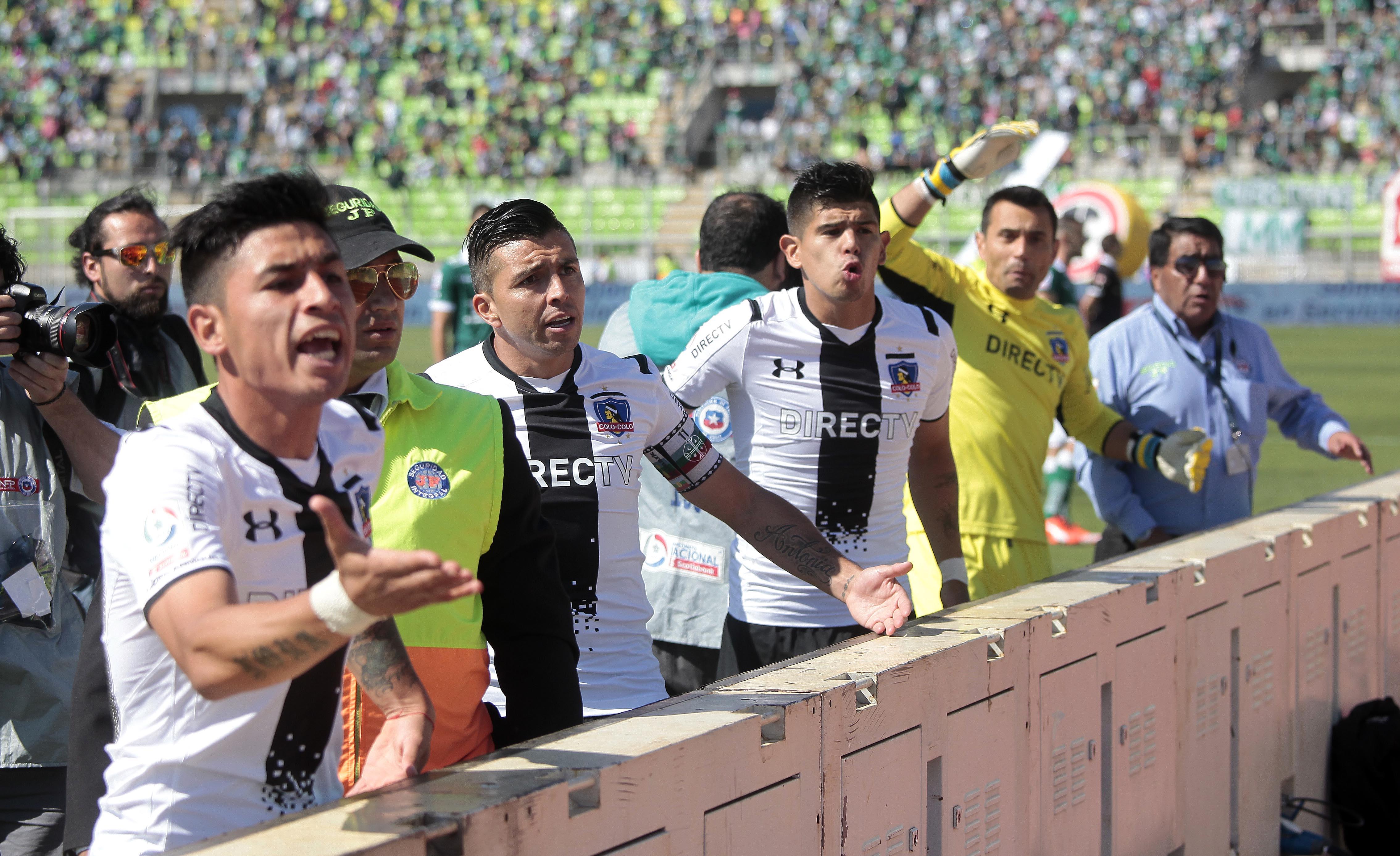 José Luis Sierra, DT de Colo Colo: «Acá perdió el fútbol»