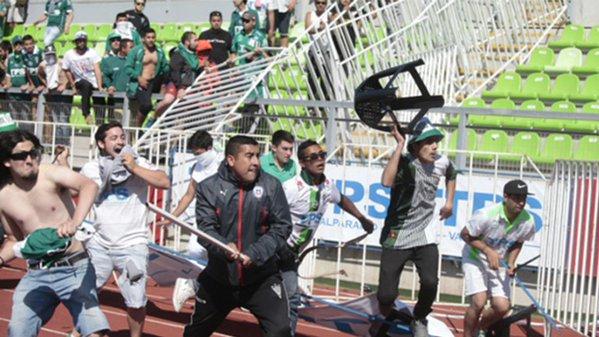 Carabineros anuncia la creación de «una policía especial» para espectáculos deportivos