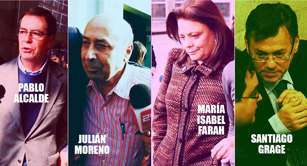 Ex ejecutivos delincuentes de La Polar condenados a 5 años de cárcel que NO cumplirán