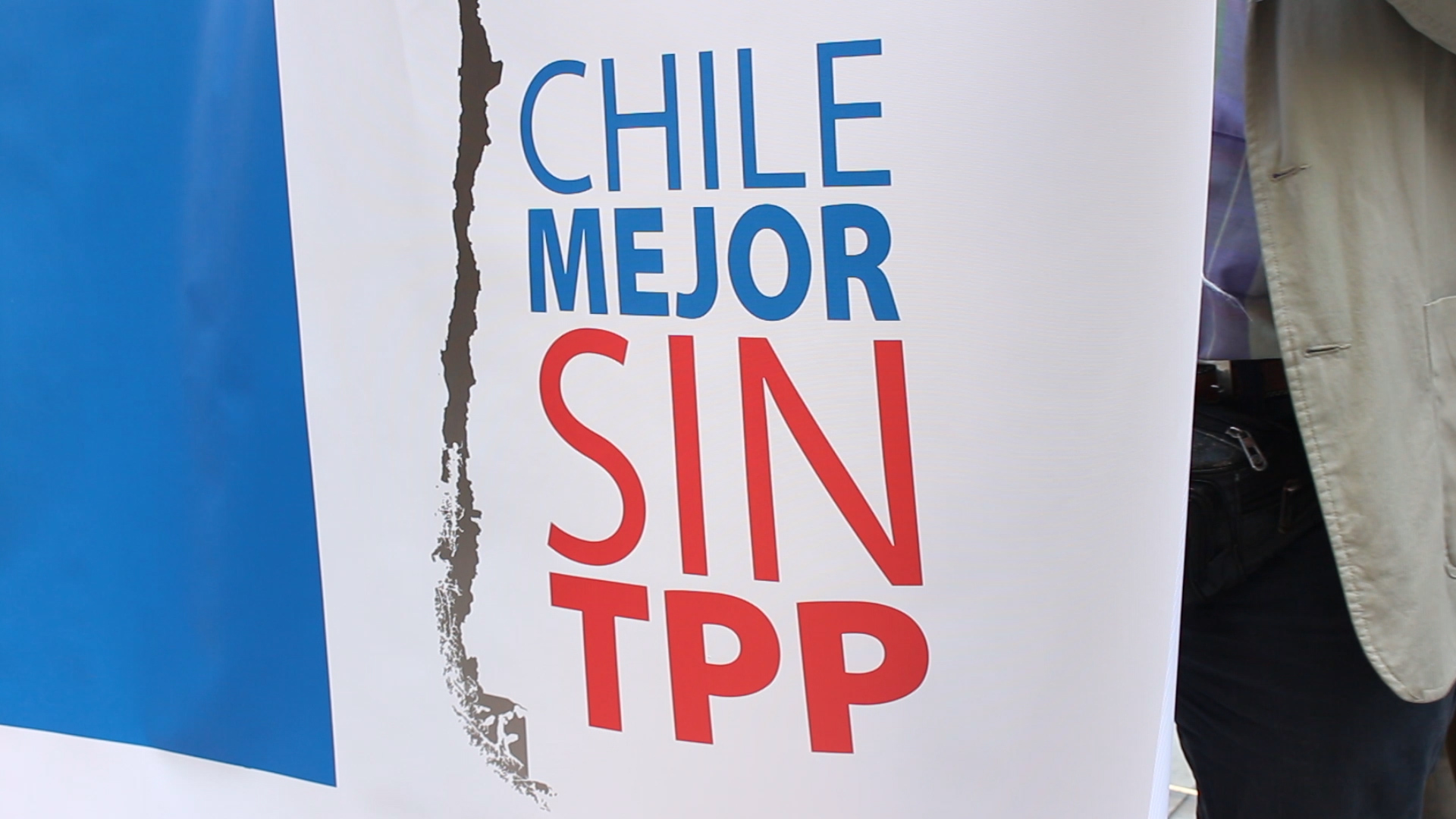 Entregan carta a Bachelet en reclamo al TTP