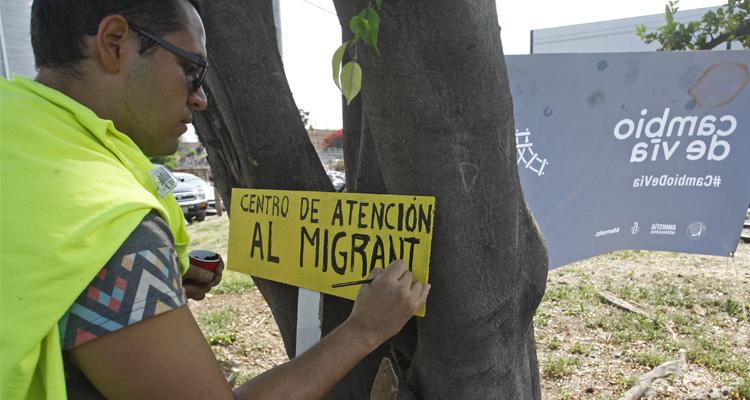 """Inicia operativo """"Migrante Bienvenid@ a la Ciudad de México"""""""