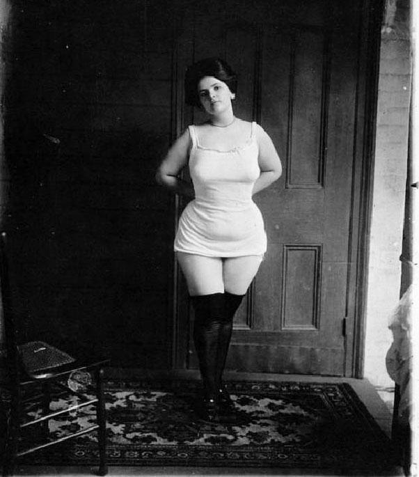 Las prostitutas de 1912 o un estudio sobre cómo cambian los valores