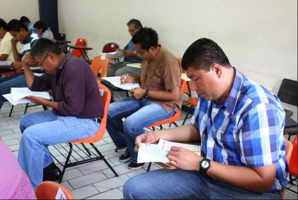 SEP se muestra paternalista con maestros de la CNTE que participaron en evaluación
