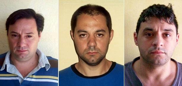 Se fugan tres condenados a perpetua de una prisión de máxima seguridad