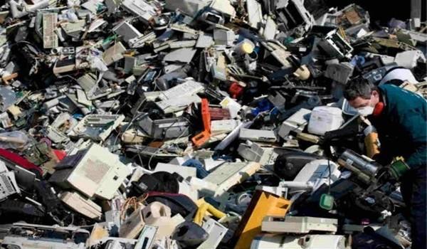 Medio Ambiente: América Latina genera el 9% de la basura electrónica mundial