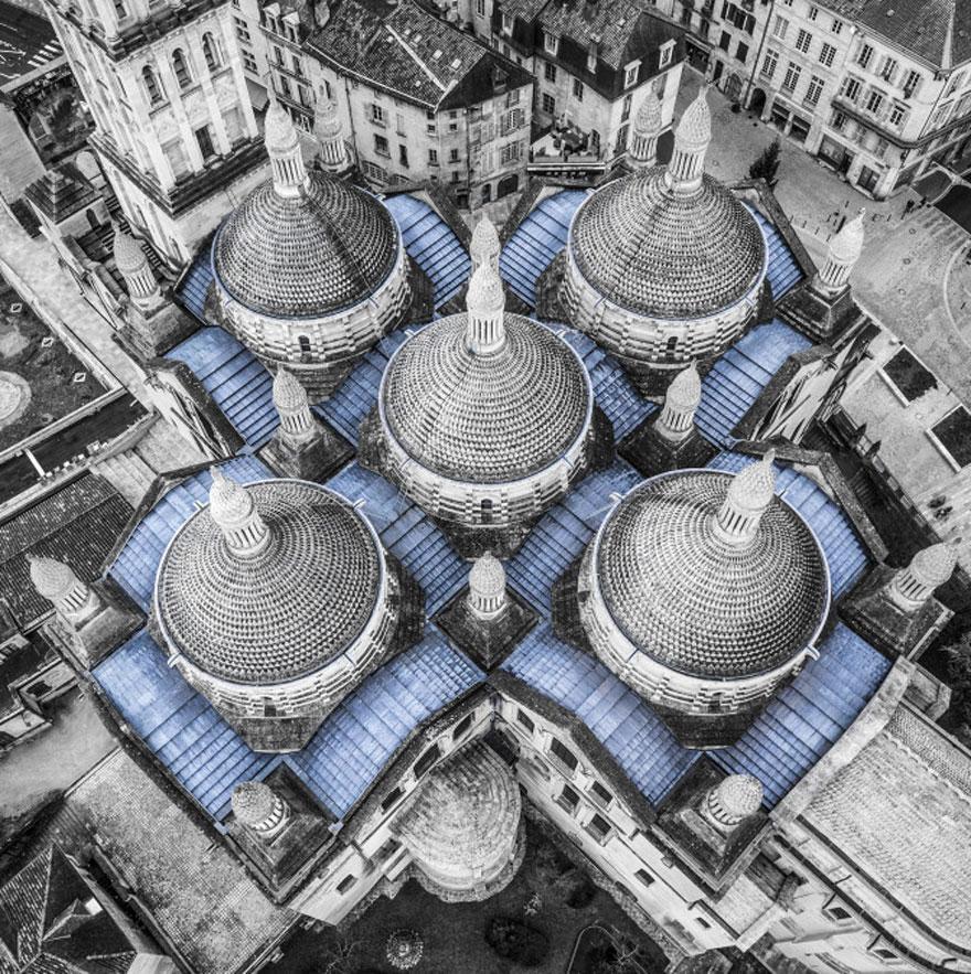¡Vuela! Con estas veintiún fotografías alucinantes captadas por drones