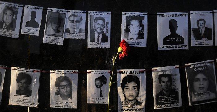 """Diez violadores de Derechos Humanos """"piden perdón"""" en ceremonia privada de Punta Peuco"""