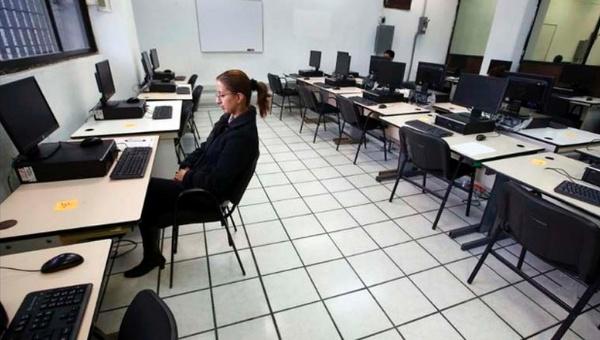 El 70% de los maestros no fue evaluado