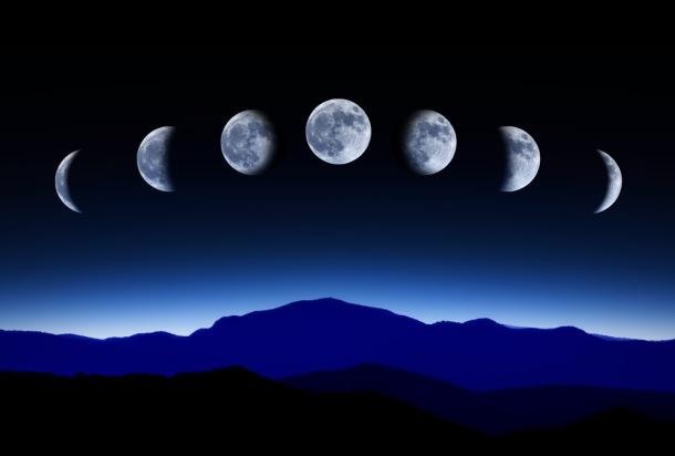 ¿Como viviríamos si no existiera nuestra Luna?