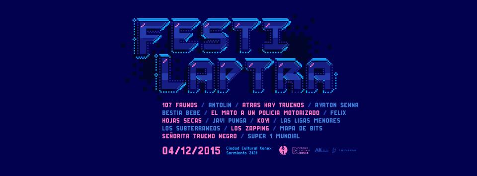 FESTILAPTRA: la celebración de la música independiente en Buenos Aires