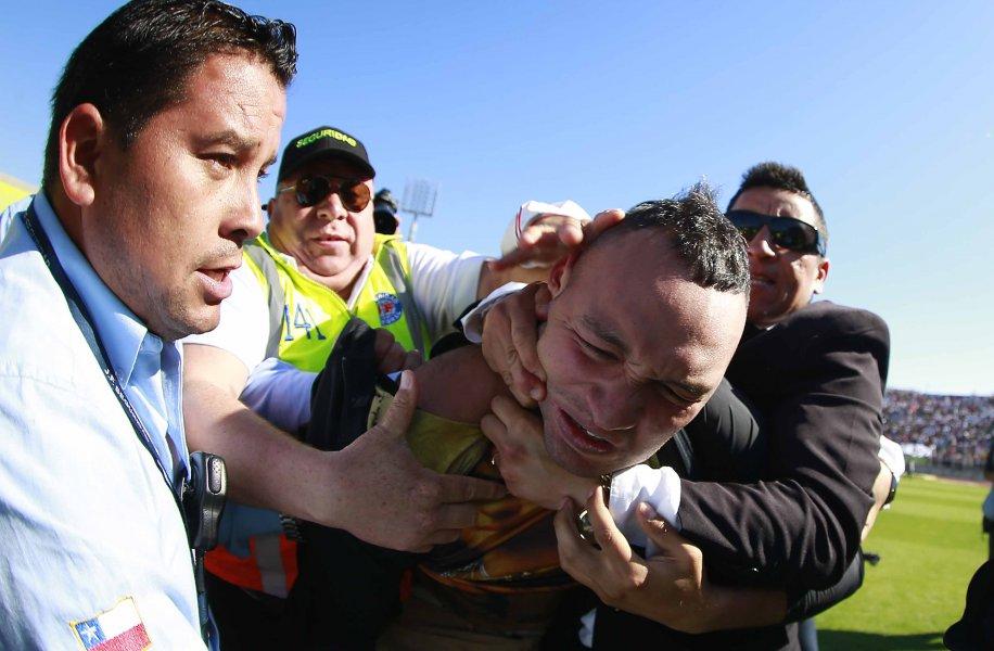 Gobernación de Valparaíso desautoriza partido de Wanderers y Colo Colo por amenazas