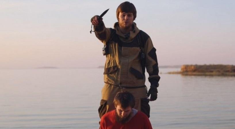 ISIS decapita a un «supuesto»espía ruso