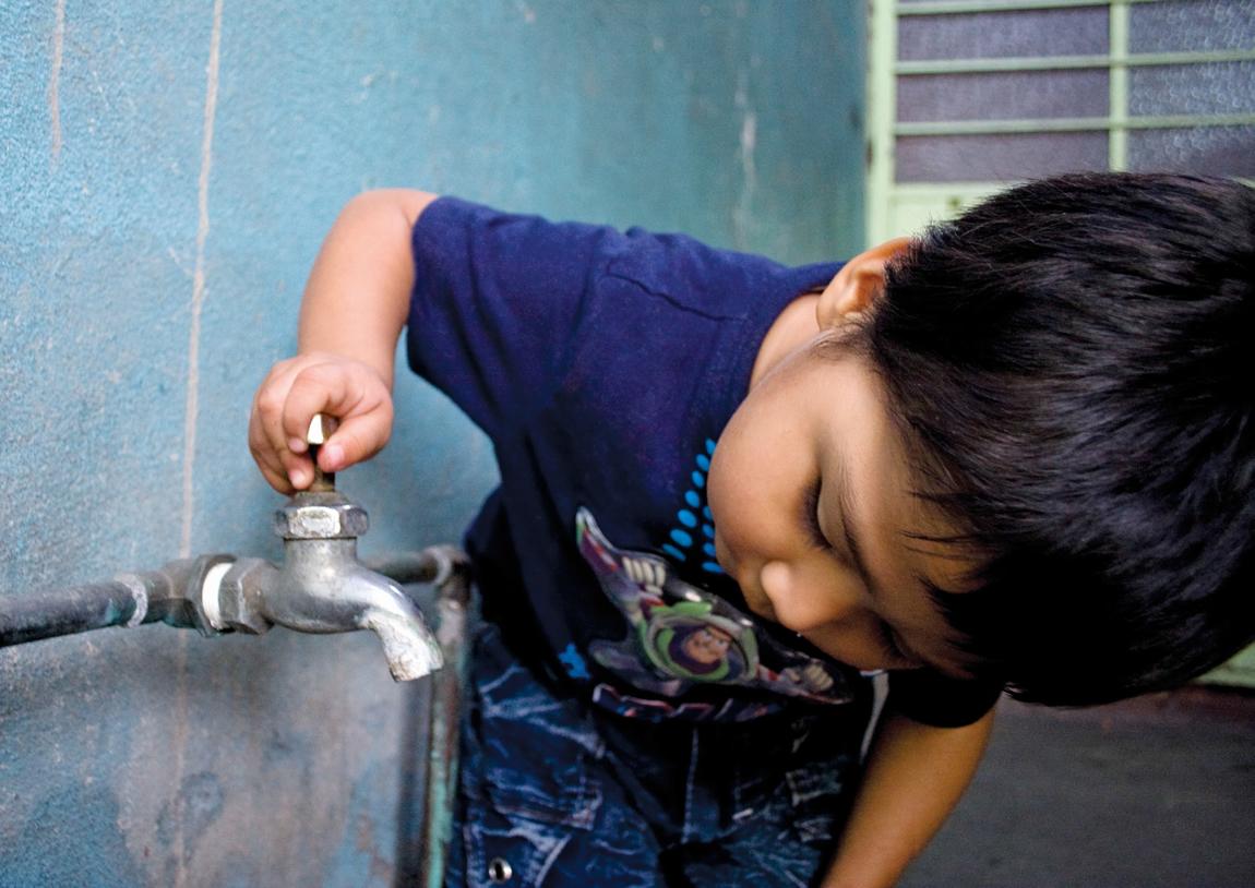 Chilenos viajan a México para aprender sobre el cuidado del agua