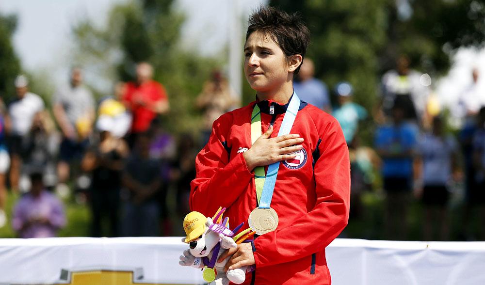Ironman de Pucón confirma a Bárbara Riveros en la competencia