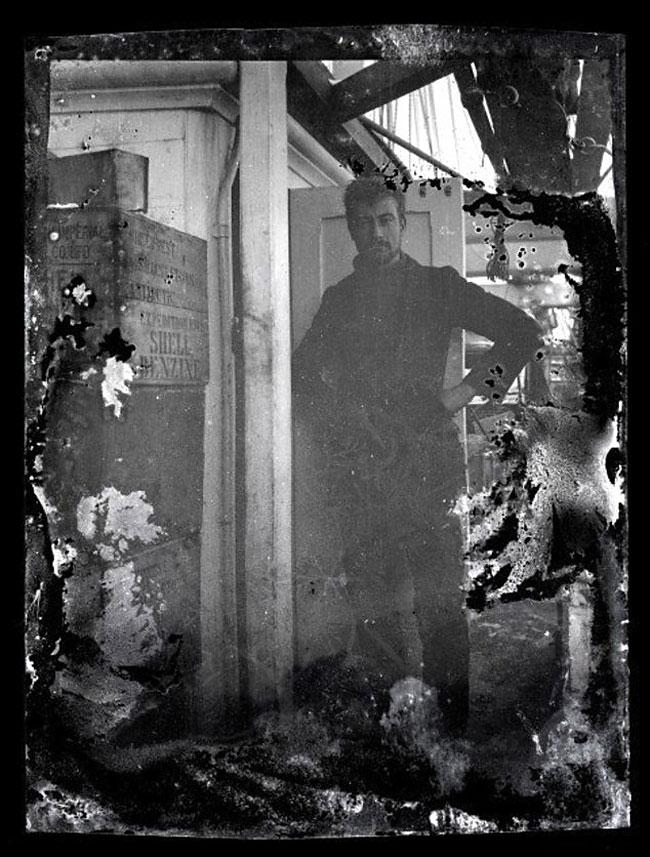 Aparecen imágenes de unos marineros varados en la Antárdida entre 1914-1917