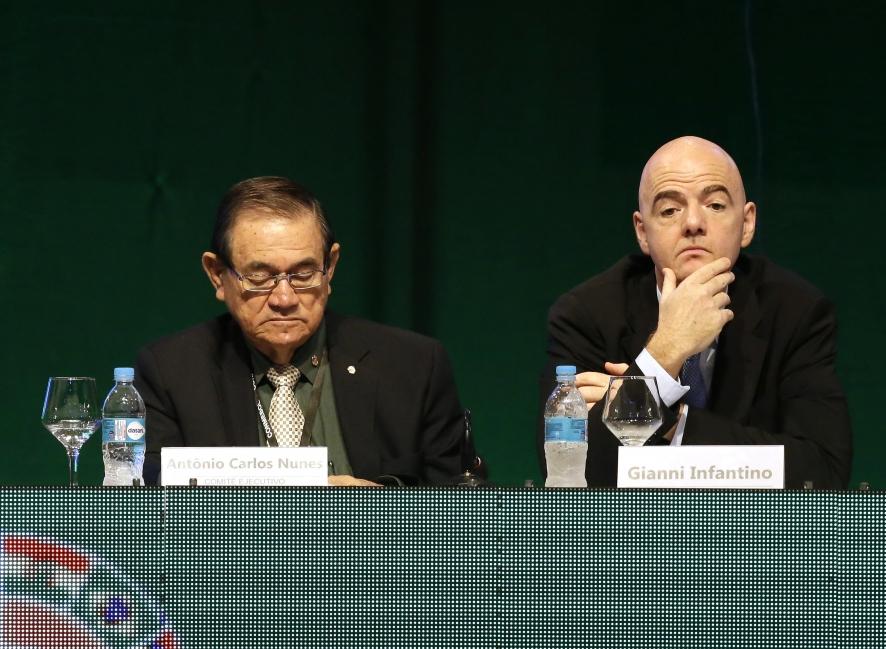 La Conmebol ya decidió a quién apoyará en las elecciones de la FIFA