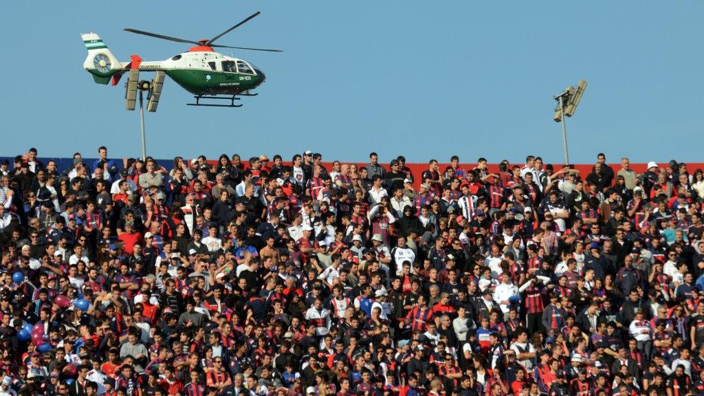 Desde 2016, será el Estado quien aplique el derecho de admisión en los estadios