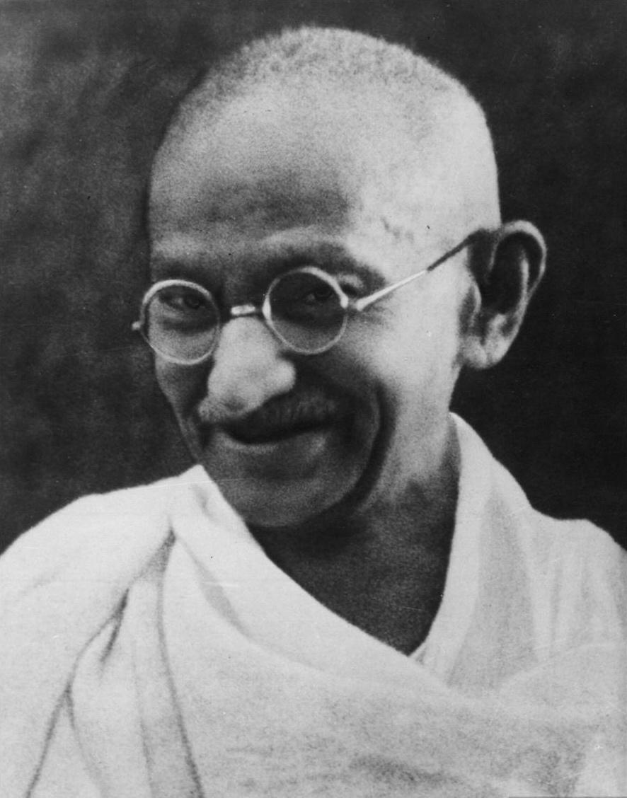 #UnDíaComoHoy: asesinaban a Mahatma Gandhi