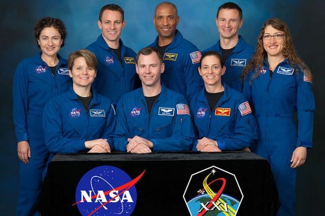 La mitad de la actual generación de astronautas de la NASA son mujeres