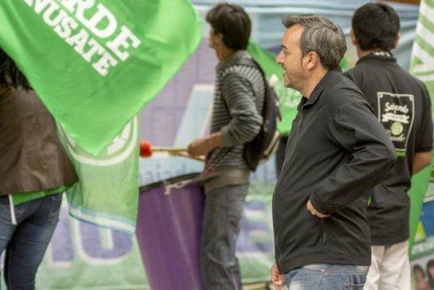 El dirigente sindical de ATE fue liberado luego de 11 horas de detención