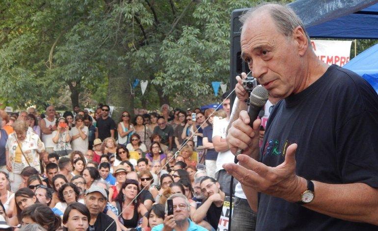 "Zaffaroni: ""Macri es una caricatura de la dictadura"""