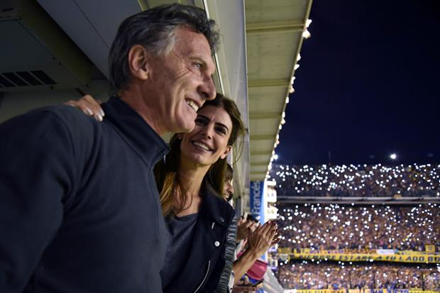 Macri está dispuesto a asumir todos los costos de seguridad del fútbol argentino