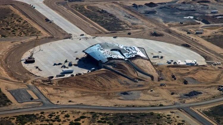 ¿Conoces el proyecto secreto que está probando Google en el desierto de Nuevo México?