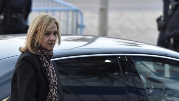 España: Hermana del rey y su marido inician juicio por corrupción