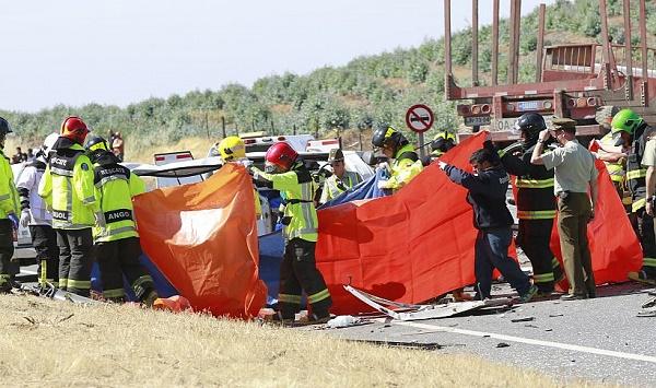 Abren investigación por muerte de nueve trabajadores en Angol