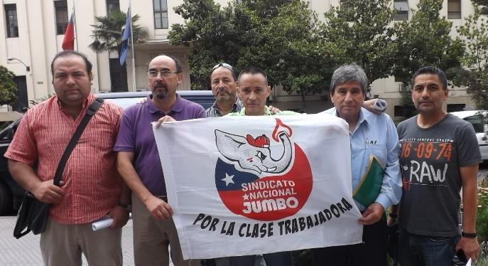 Trabajadores de Jumbo solicitan que empresas coludidas suspendan funcionamiento