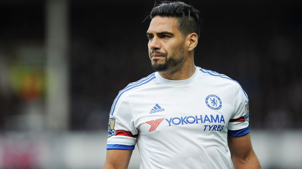Falcao ya no tiene lugar en Chelsea: estos serían sus posibles destinos