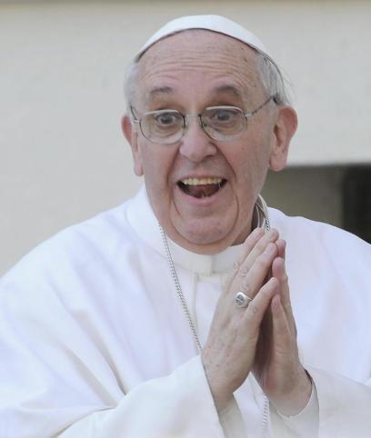 El mundo al revés: ¿El Papa Francisco es homofóbico?