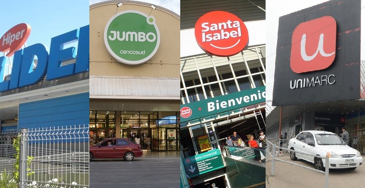 #ColusiónCiudadana: Llaman a no comprar en supermercados coludidos hoy domingo 31 de enero