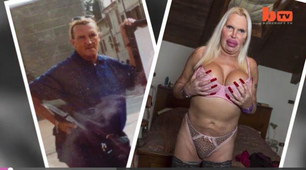 Fulvia, la transgénero que se aumentó 3 veces el busto, se hizo 2 lipos y 150 intervenciones en la cara para lograr la perfección que anhela