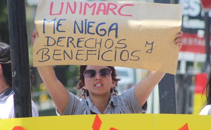 Federación de Unimarc depone paro por lograr acuerdo con empresa