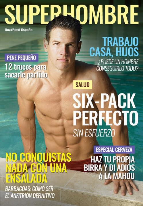 ¿Te imaginas revistas masculinas con las mismas normas sociales que se nos imponen a nosotras?