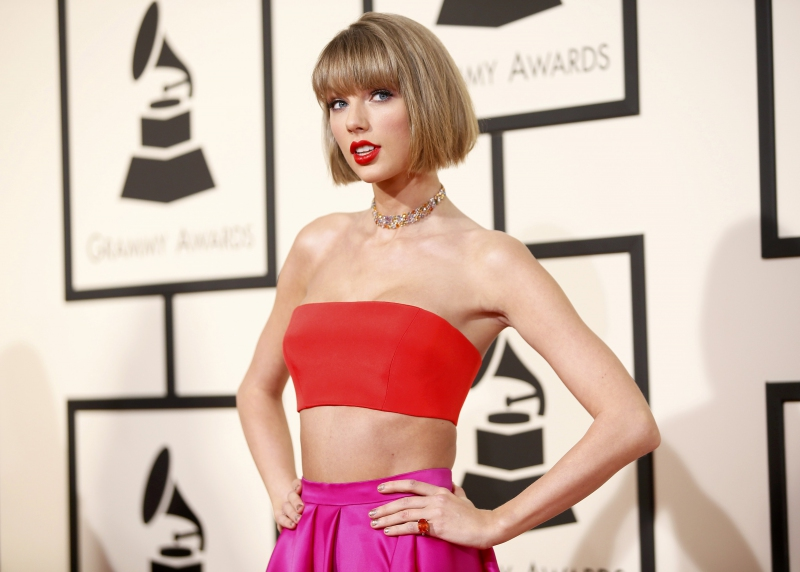 Taylor Swift es trolleada por todo el Internet por su foto post Grammy