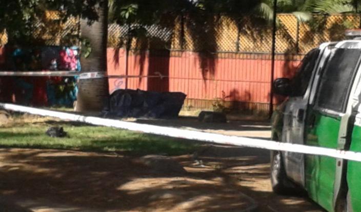 """Otro """"valiente"""" que se suicida sin enfrentar a la justicia. Héctor Lira fue encontrado con disparo en la boca en el Parque Juan XXIII"""