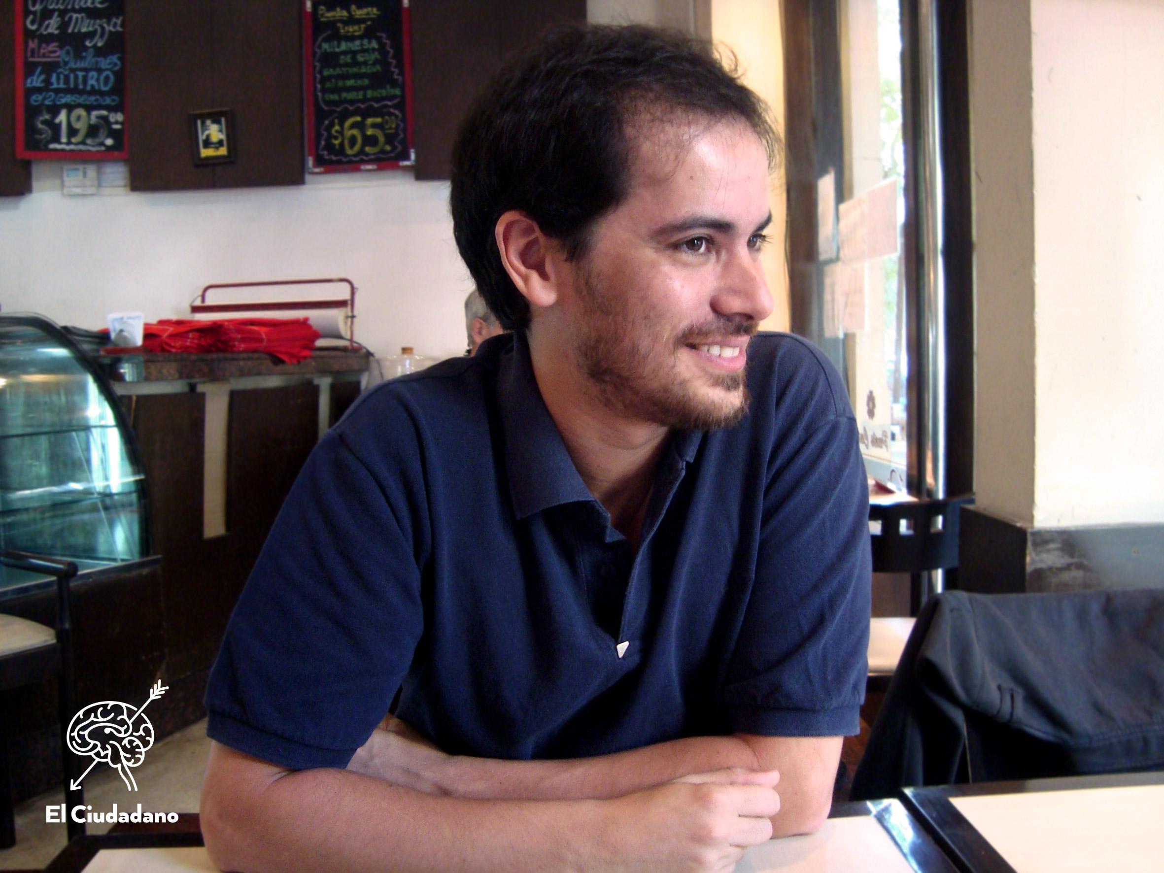 """Entrevista a Dante Palma: """"El rol de los medios de comunicación en el contexto actual de sudamérica es central"""""""