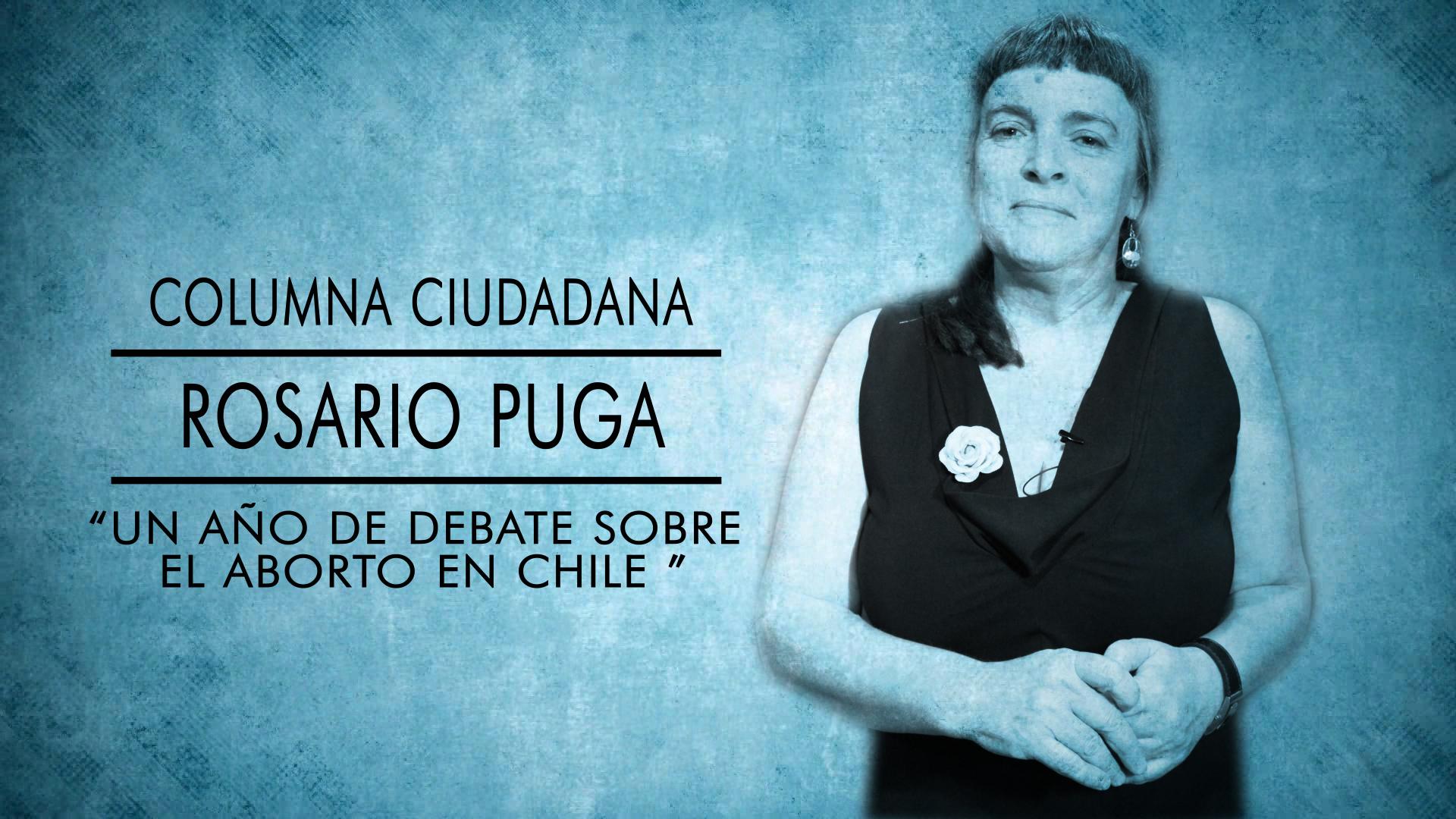 Un año de debate sobre el aborto en Chile
