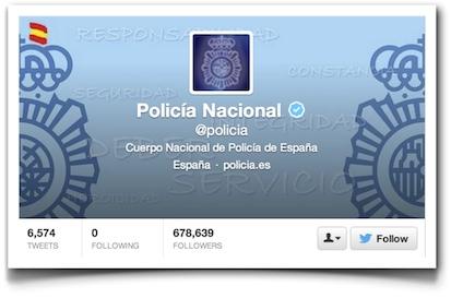 El «inocente» tweet con el que la Policía española indignó a todos en San Valentín