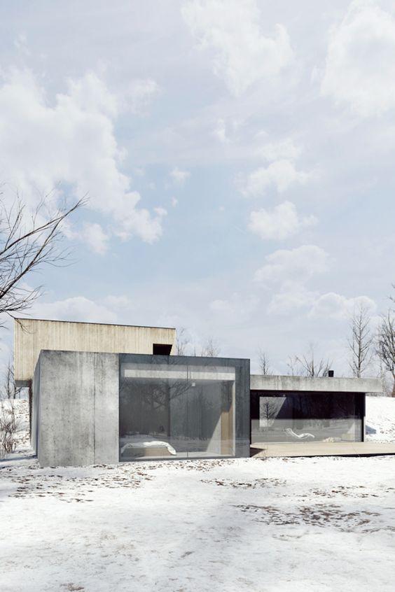 Arquitectura simple, funcional y hermosa