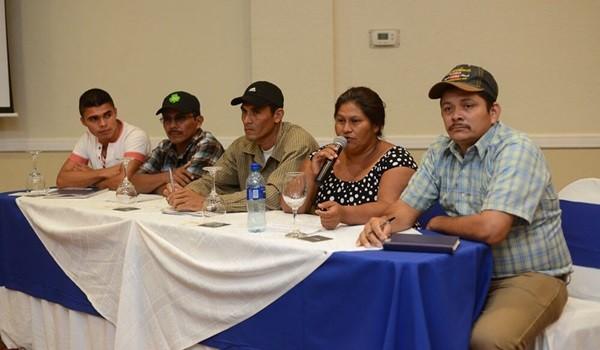 """Campesinos de Nicaragua crean """"movimiento nacional"""" contra el modelo extractivista"""